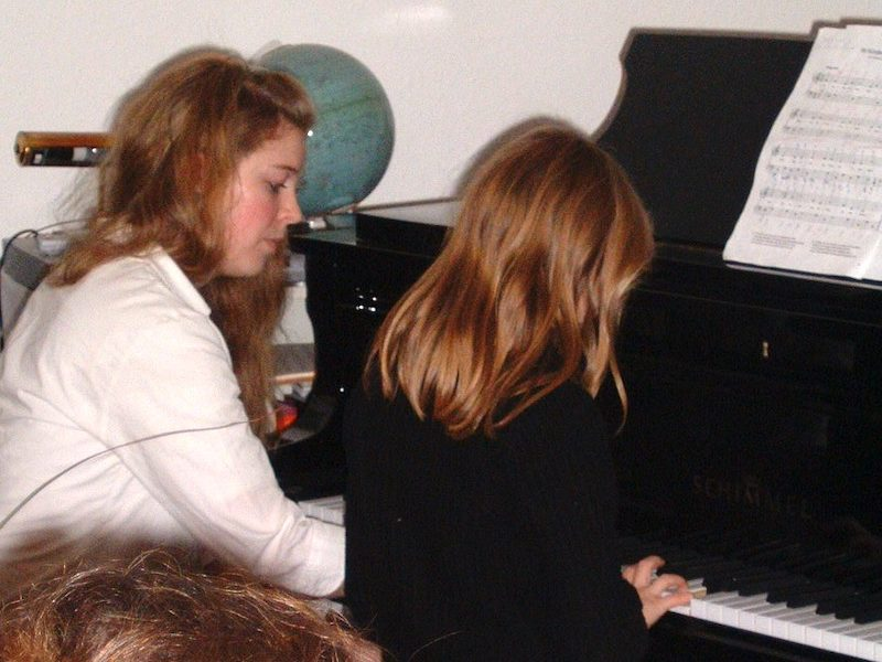 Katja Cepeda Klavierunterricht