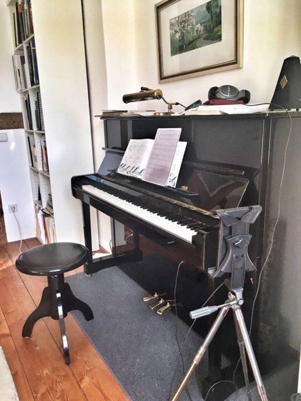 Katja Cepeda Klavierunterricht Online
